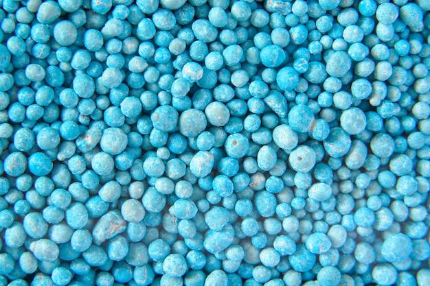Pellet per fertilizzanti