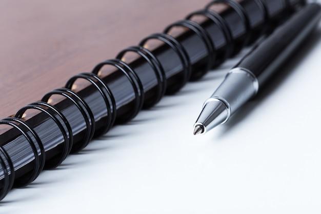Penna e taccuino