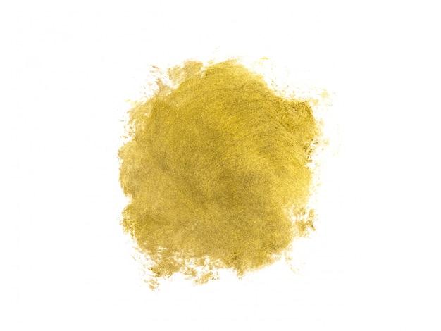 Pennello acquerello giallo