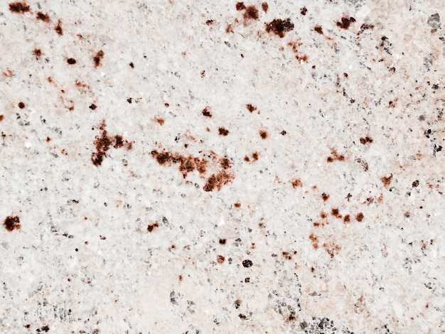 Perdita di pavimento in marmo colorato