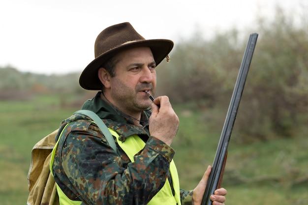 Periodo di caccia, stagione autunnale aperta