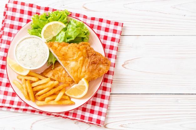 Pesce e patatine