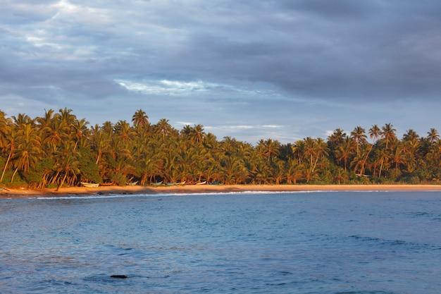 Pescherecci sulla spiaggia