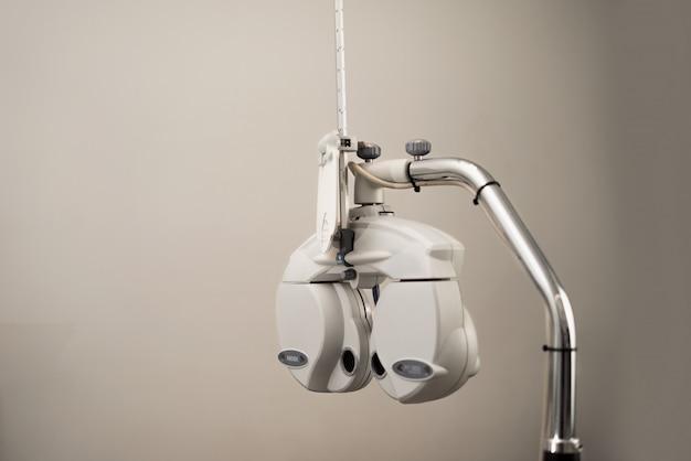 Phoropter oftalmology equipment