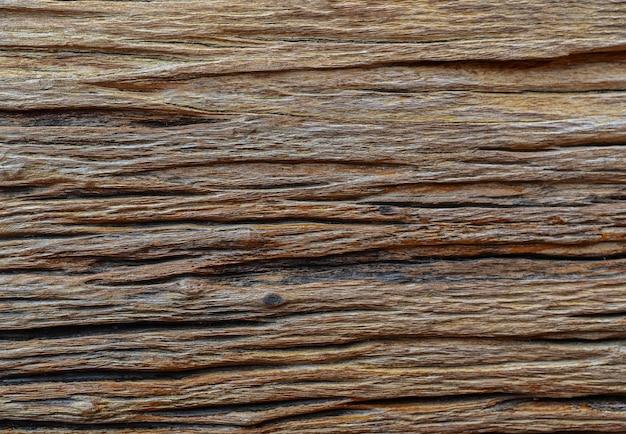 Piano d'appoggio di legno di struttura della natura del vecchio fondo di struttura del ceppo di albero