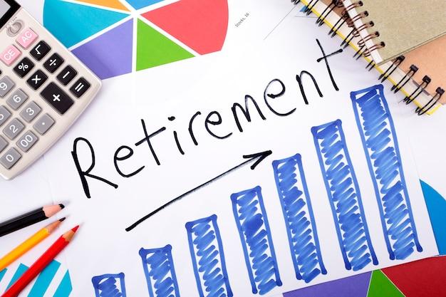 Piano di pensionamento