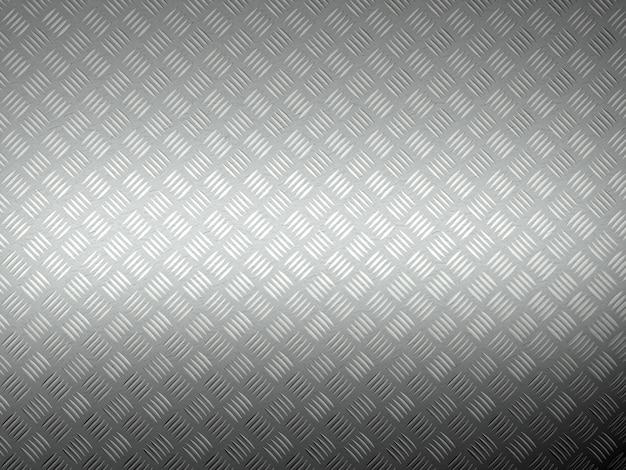 Piastra diamont 3d in metallo