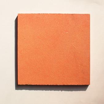 Piastrella quadrata a colori o texture