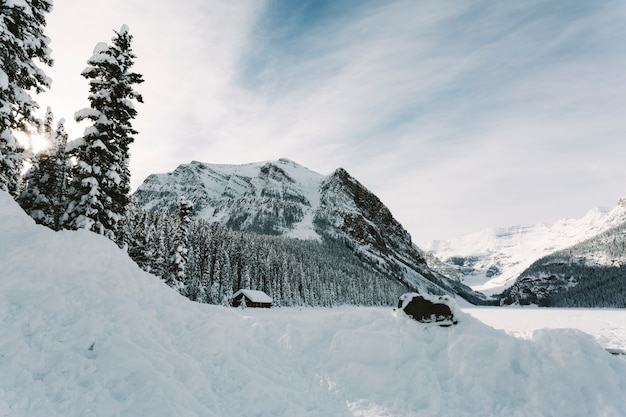 Piccola casa in montagna