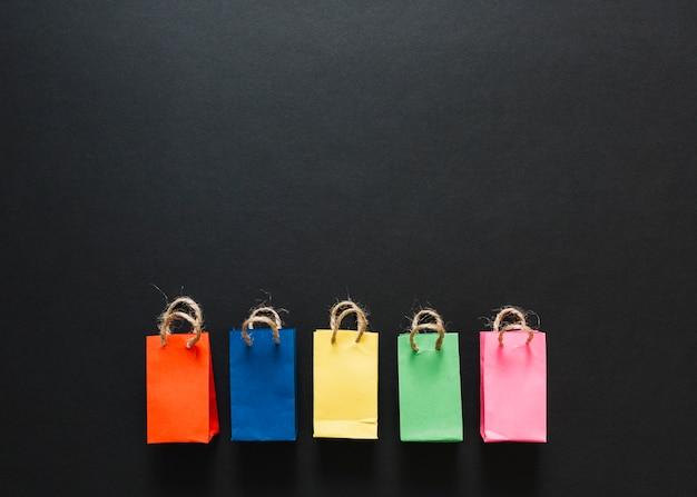 Piccoli pacchetti colorati