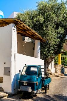 Piccolo camion italiano