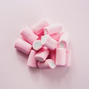 Piccolo mucchio di marshmallows