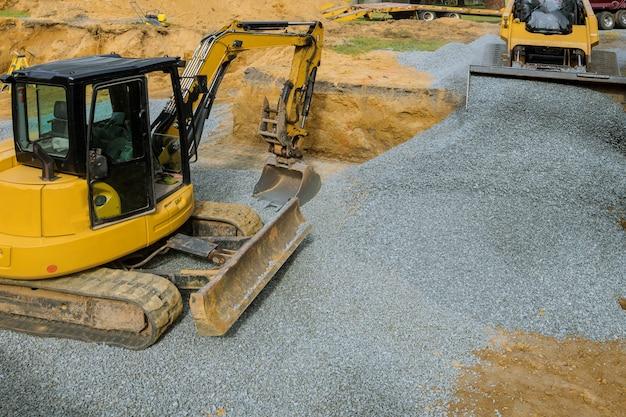Pietra di riempimento dello scavo di fondazione