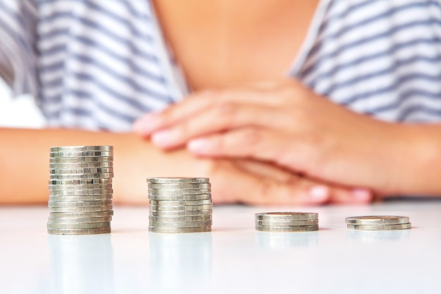Pila di monete