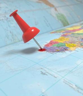 Pin point sulla mappa