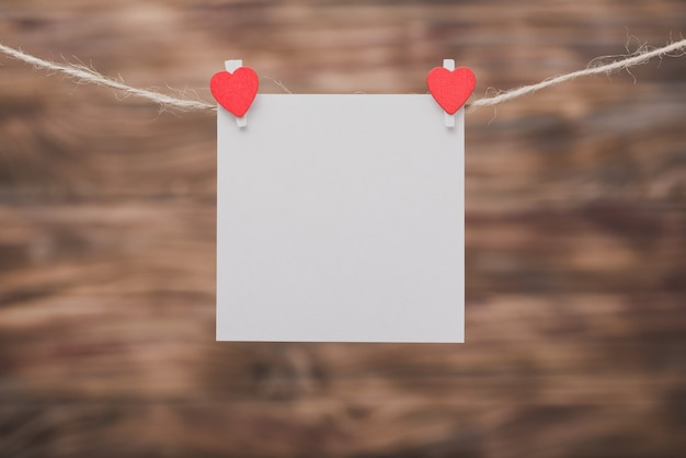 Pinzetta con un cuore