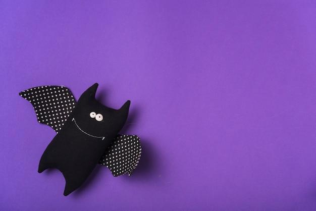 Pipistrello morbido di halloween