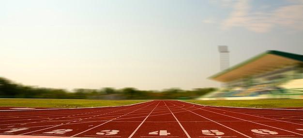 Pista per atleti, pista per atleta o pista per correre