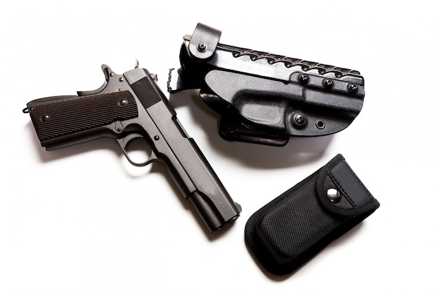 Pistole e munizioni