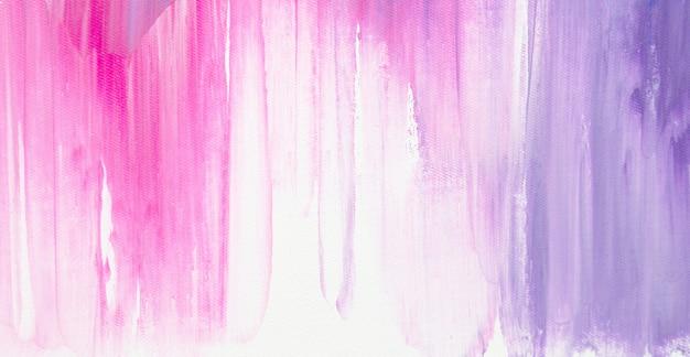 Pittura ad olio astratta del fondo di colori dolci variopinti.