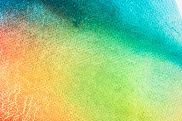 Pittura della mano di arte dell'acquerello sul fondo bianco di struttura dell'acquerello.