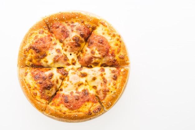 Pizza al salame piccante