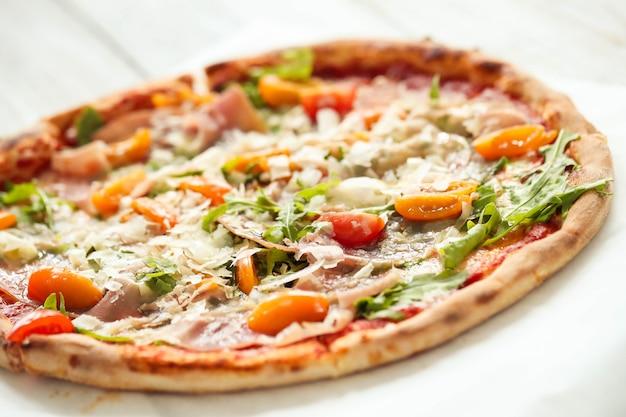 Pizza cibo cibo
