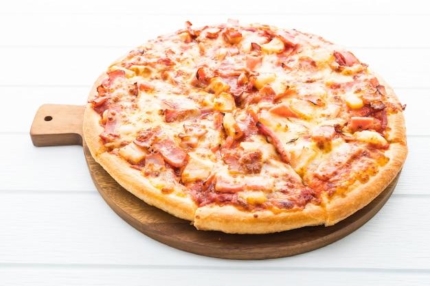 Pizza hawaiana
