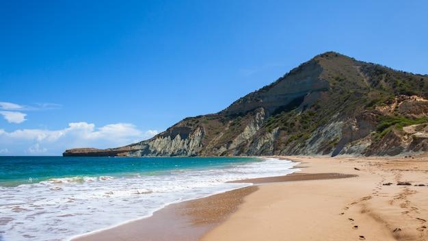 Playa el morro, monte cristi repubblica dominicana