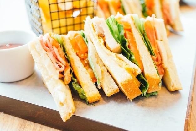 Pollo di sandwich
