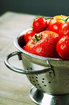 Pomodori freschi