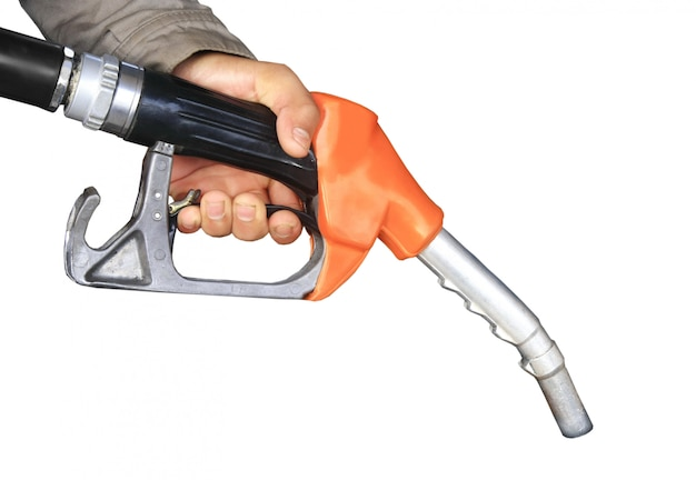 Pompa di gas maschio della tenuta della mano isolata