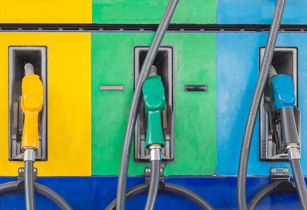 Pompe carburante benzina