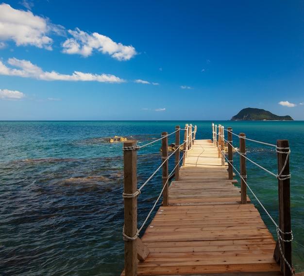Ponte di legno - mare, estate.