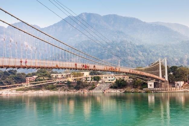 Ponte in rishikesh