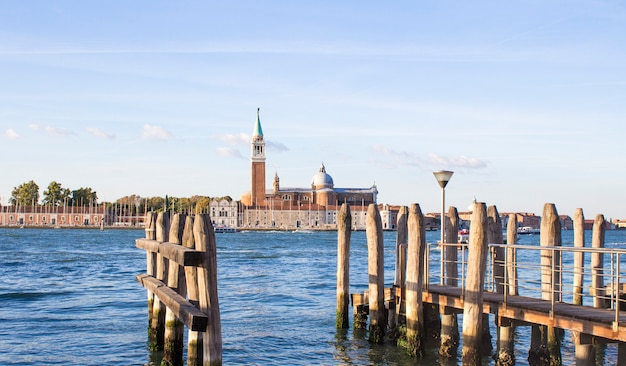 Pontile a venezia