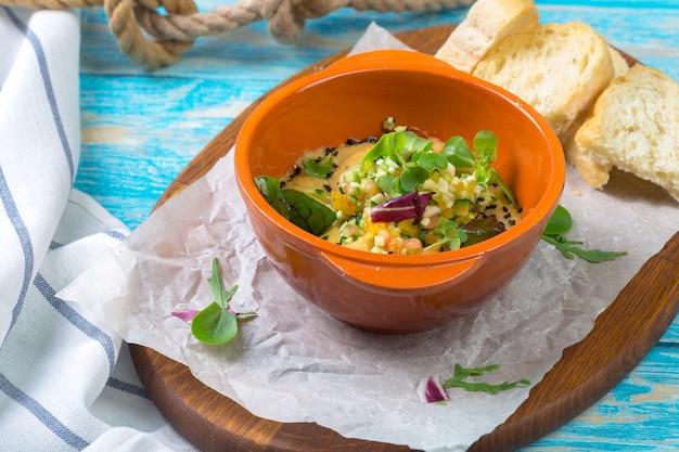 Porridge di zucca