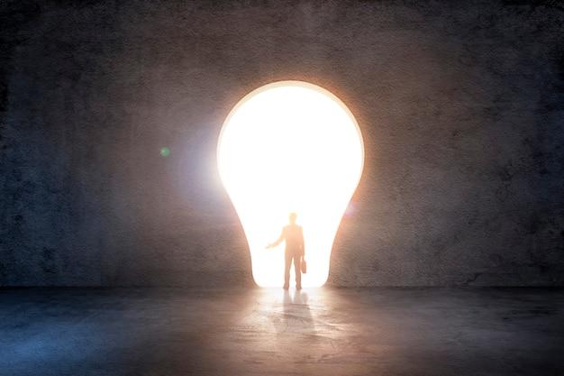 Porta della lampadina