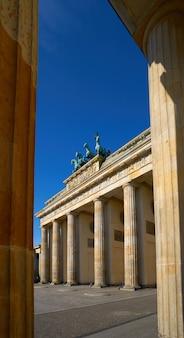 Porta di brandeburgo a berlino brandenburger tor