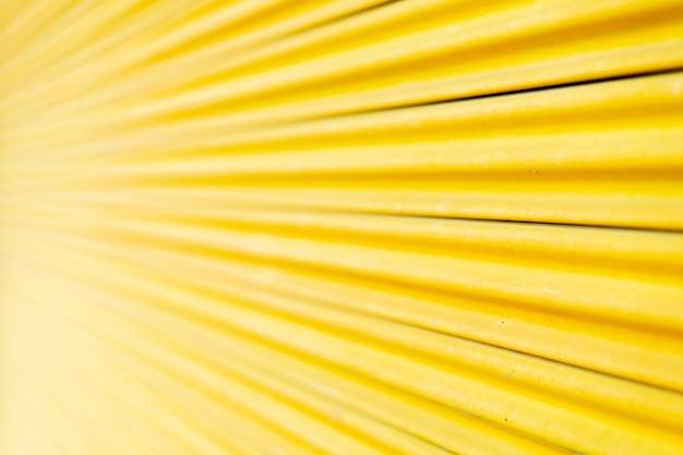 Porta in acciaio giallo, belle proporzioni.