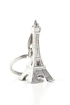 Portachiavi della torre di parigi