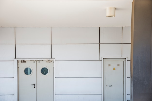 Porte interne bianche