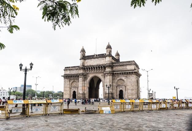 Porto dell'india asia mumbai