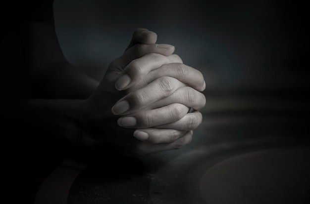 Preghiera a dio questa è l'ancora della mente, della fede e della speranza.