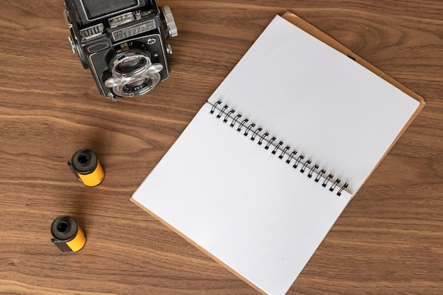 Prendendo appunti di fotografia