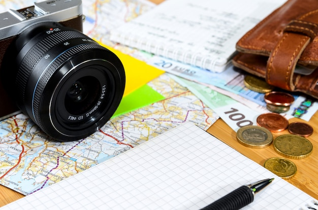 Preparativi di viaggio