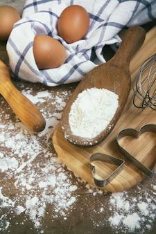 Preparazione cucina cottura cucina