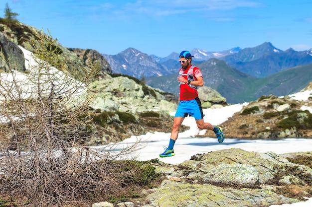 Preparazione fisica di un corridore ultra trail running