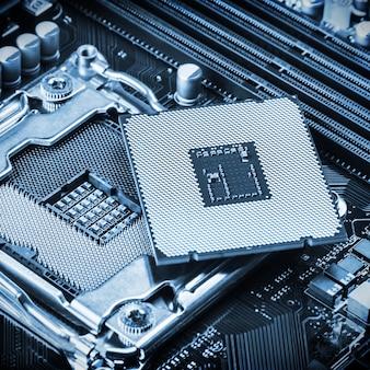 Presa cpu e processore