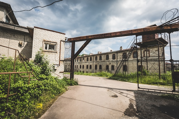 Prigione abbandonata a tallinn